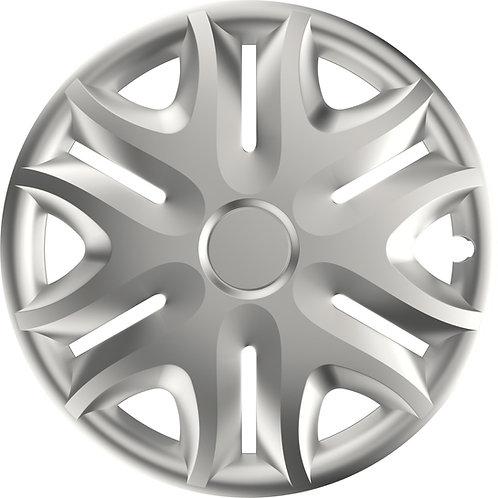 "Capace roti model Spirit silver 14"" DERBY"