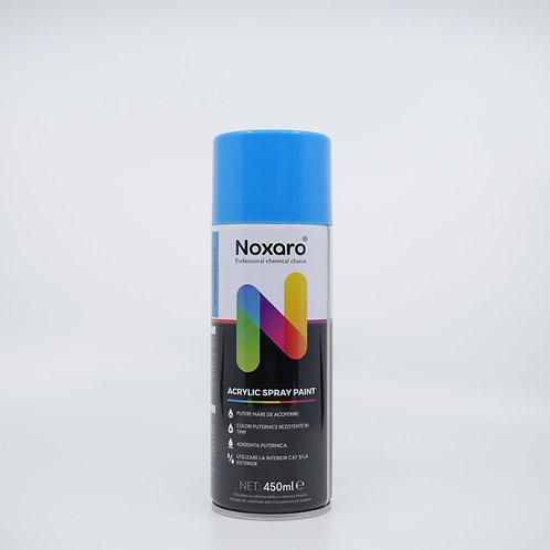Vopsea spray Albastru 5012 450ml NOXARO