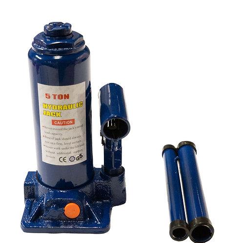 Cric hidraulic 5T albastru RUNKIT