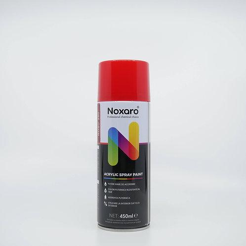 Vopsea spray Rosu 250 450ml NOXARO