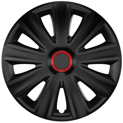 "Capace roti model Aviator carbon black RR 15"" DERBY"