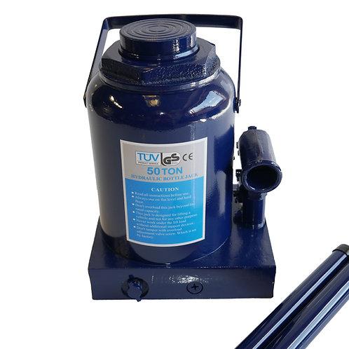 Cric hidraulic 50T albastru RUNKIT