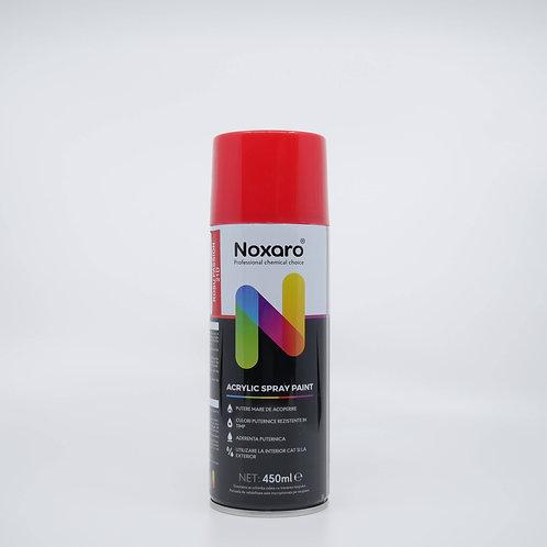 Vopsea spray Rosu Passion 21D 450ml NOXARO