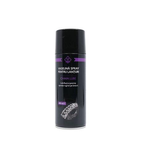 Spray vaselina pentru lanturi 450 ml CLUE
