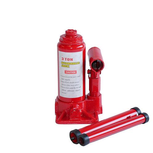 Cric hidraulic 3T rosu RUNKIT