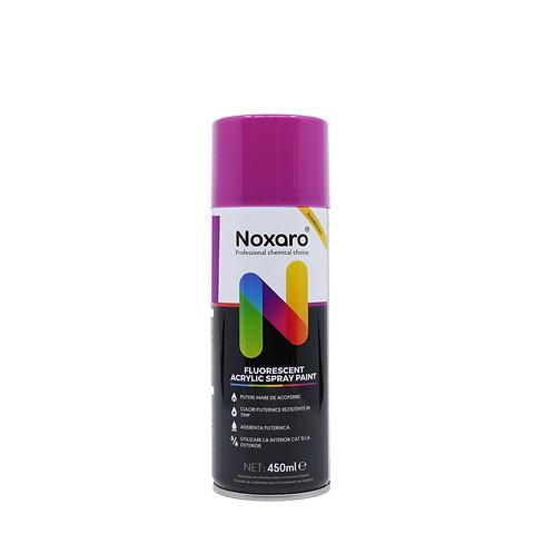 Vopsea spray fluorescent Violet 450ml NOXARO