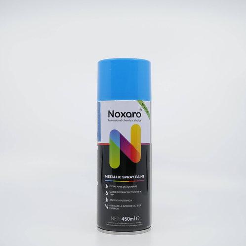 Vopsea spray metalizat Flash Blue 46 450ml NOXARO