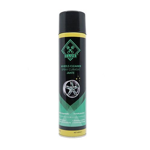 Spray curatare jante aluminiu 650 ml CLUE