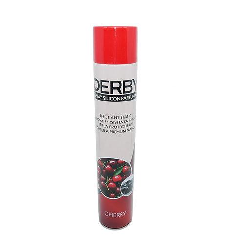 Spray cu silicon parfumat pentru bord Cirese 750 ml DERBY