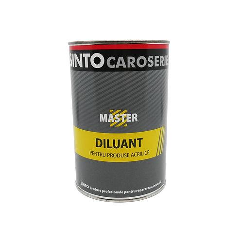 Diluant pentru produse acrilice Master 1L SINTO