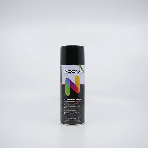 Vopsea spray metalizat Negru 450ml NOXARO