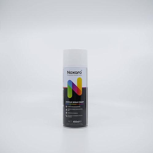 Vopsea spray Alb lucios 450ml NOXARO