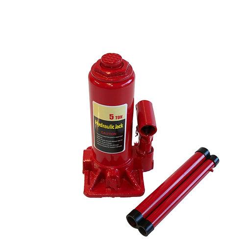 Cric hidraulic 5T rosu RUNKIT