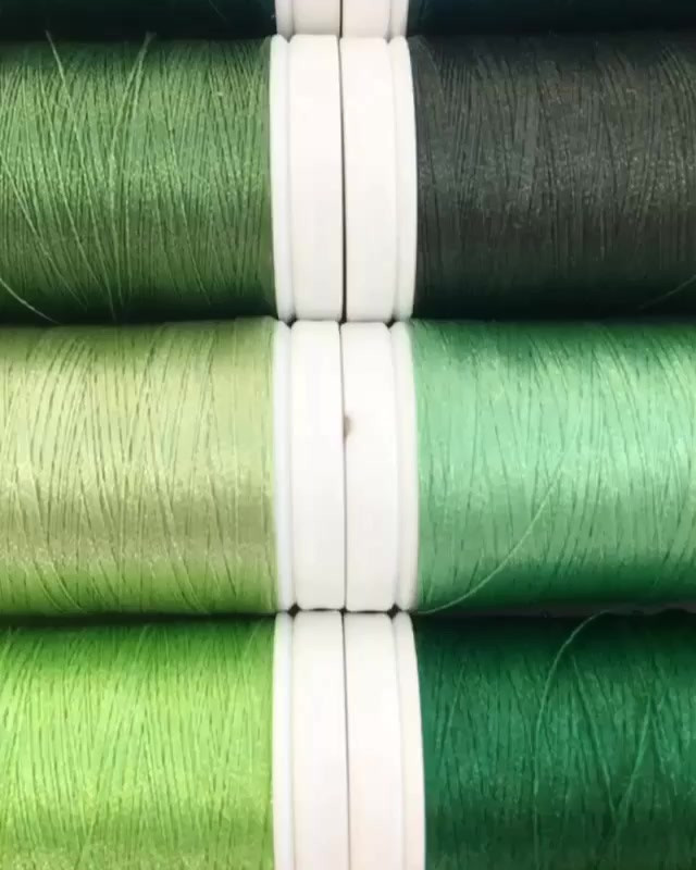 Color Coded Thread!