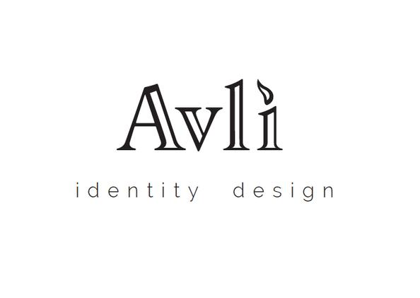 Avli Identity Design