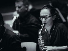 Amanda - Saxophone