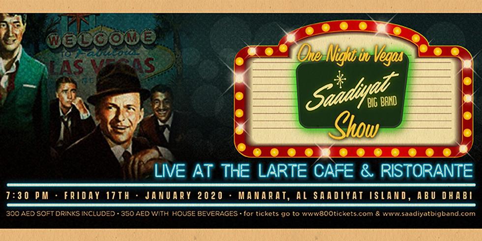 The Saadiyat Big Band- One Night in Vegas