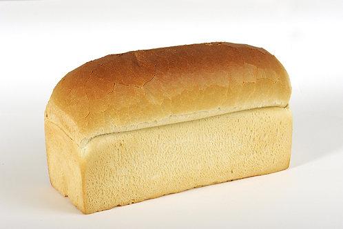 Wit casino brood gesneden