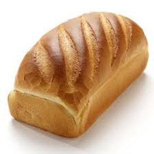 Vloerbruin brood gesneden