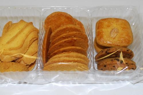 Gesorteerde koekjes