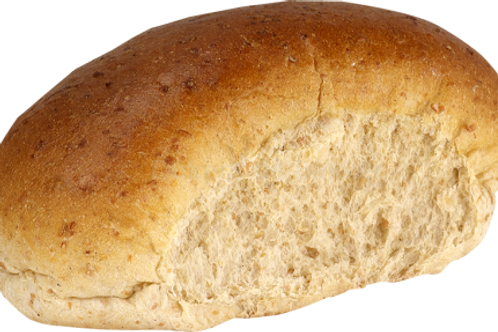 Zachte puntbroodjes (keuze wit/bruin)