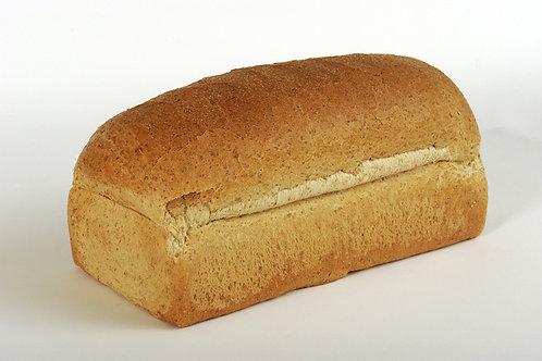 Bruin casino brood gesneden
