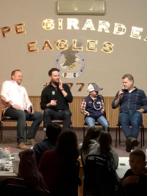 Sean O'Brien, Tim Convy & Greg Warren
