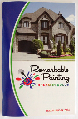 Remarkable Painting Client Brochure
