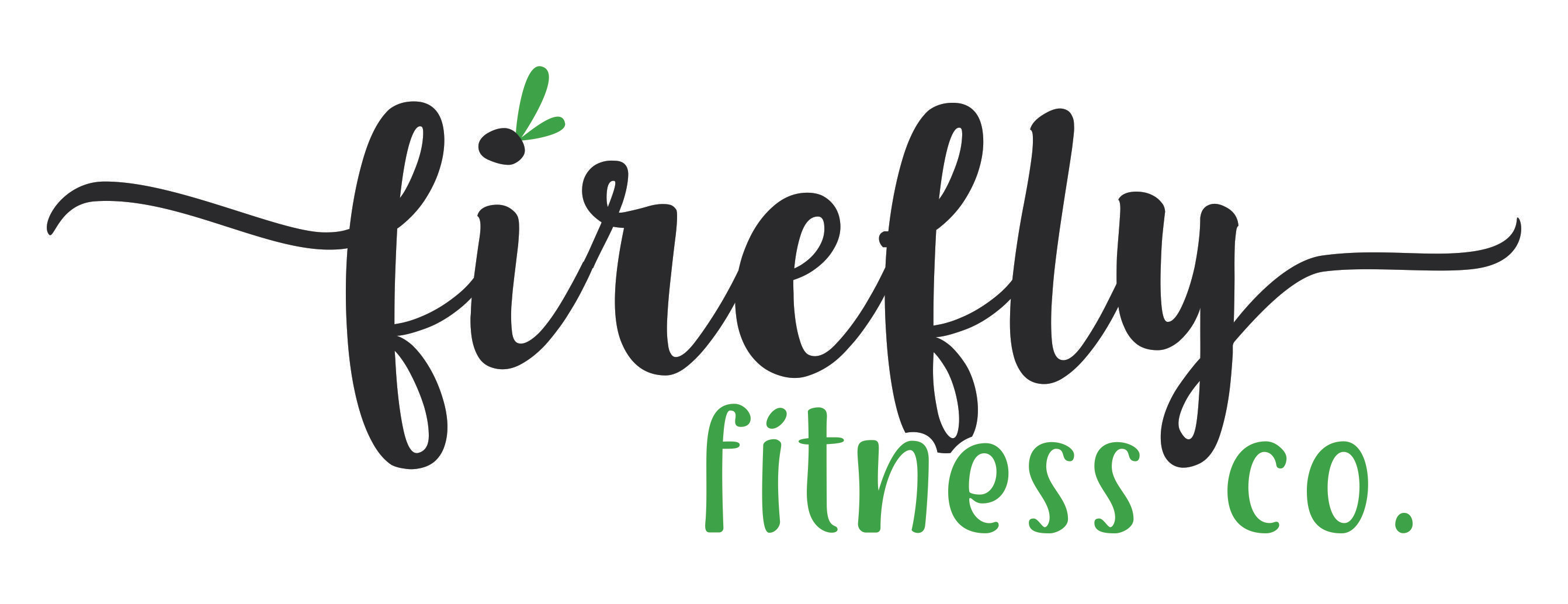 Firefly Fitness Co final logo - word
