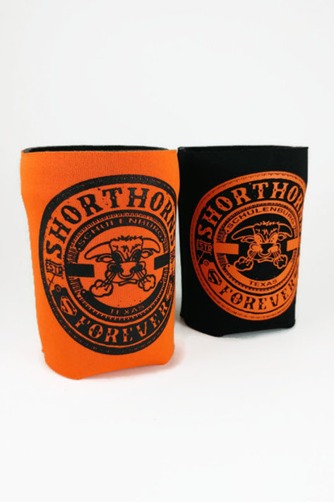 Shorthorns Forever Koozie