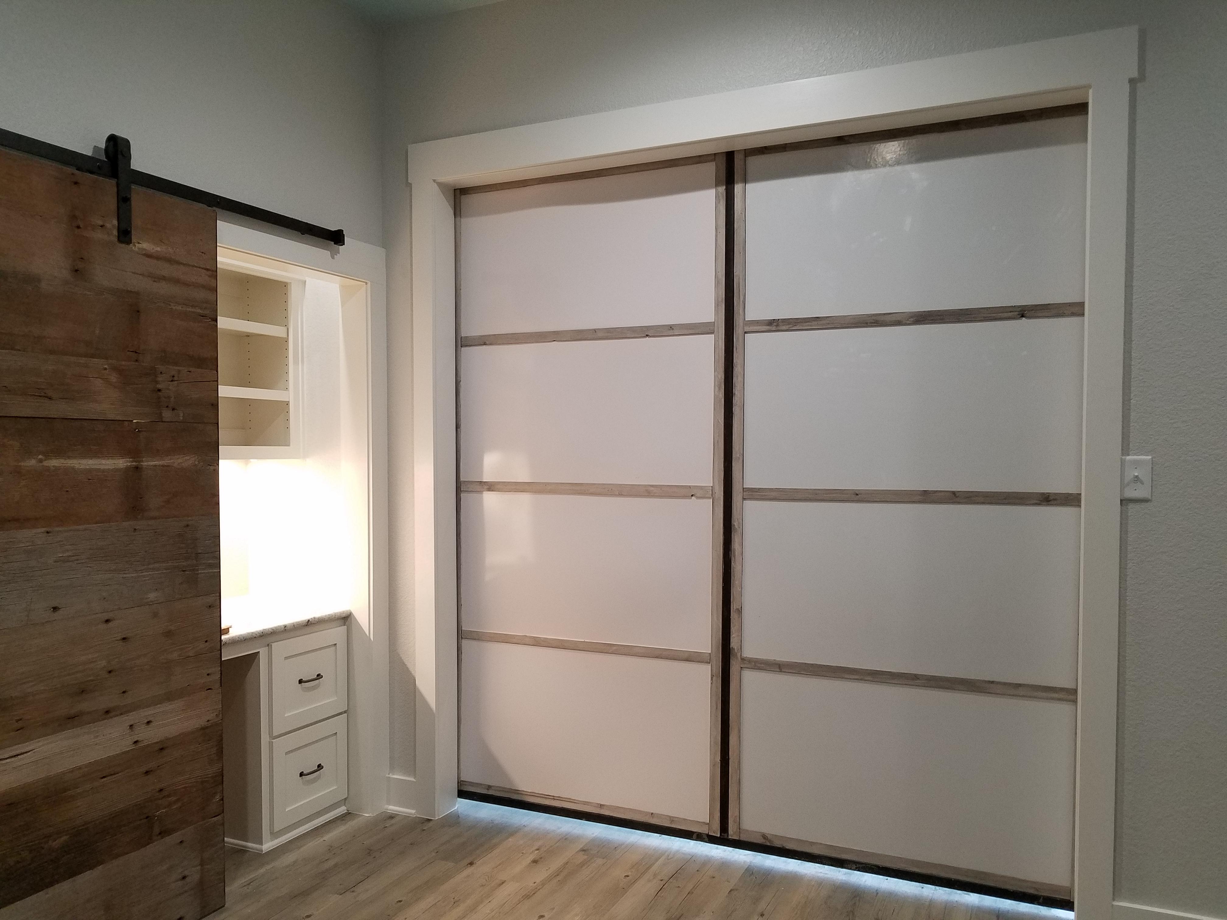 whiteboard door