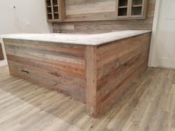 wood bar