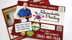Remarkable Painting Mailers