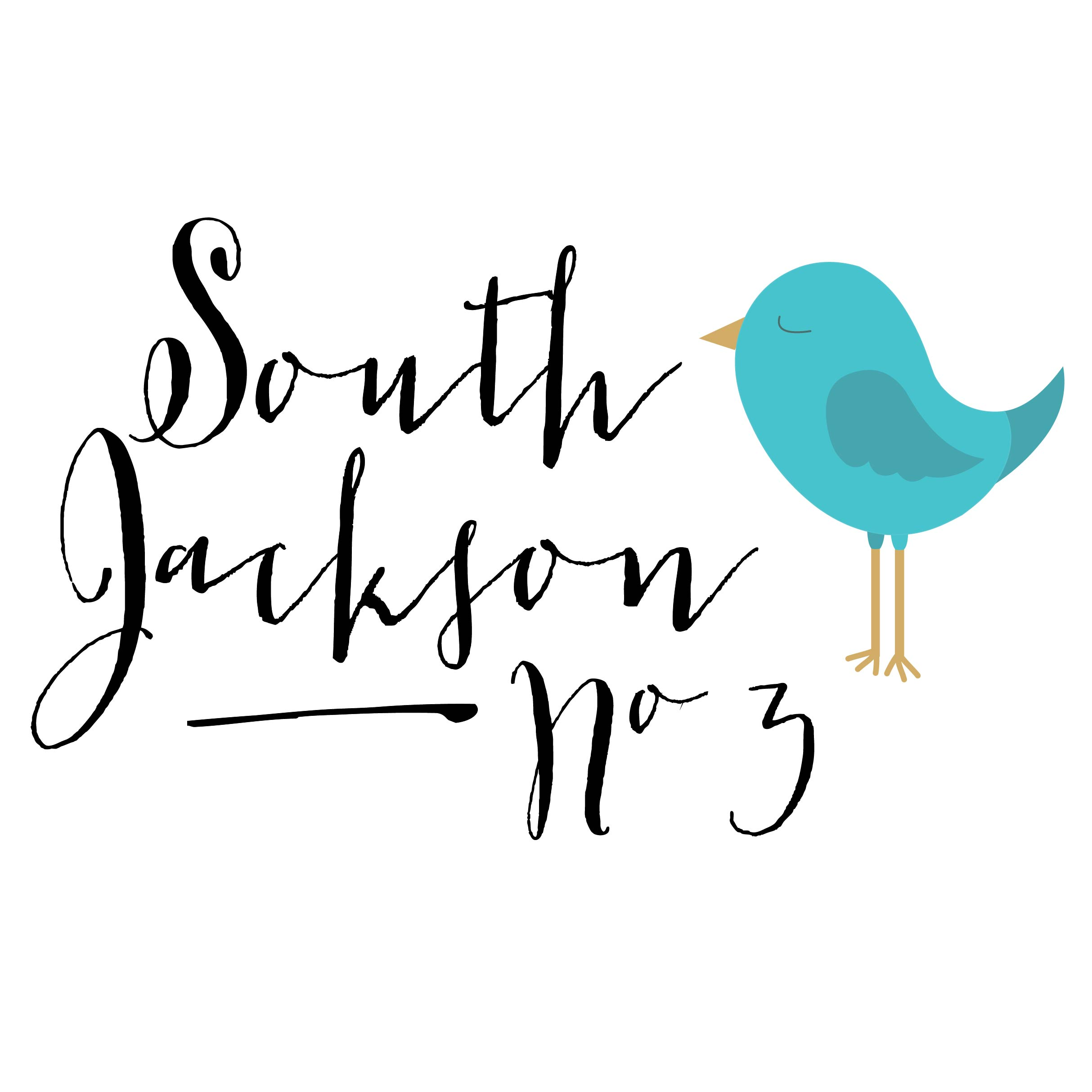 South Jackson No. 3 Logo Design