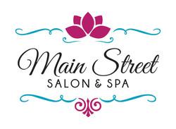 Main Street Salon logo
