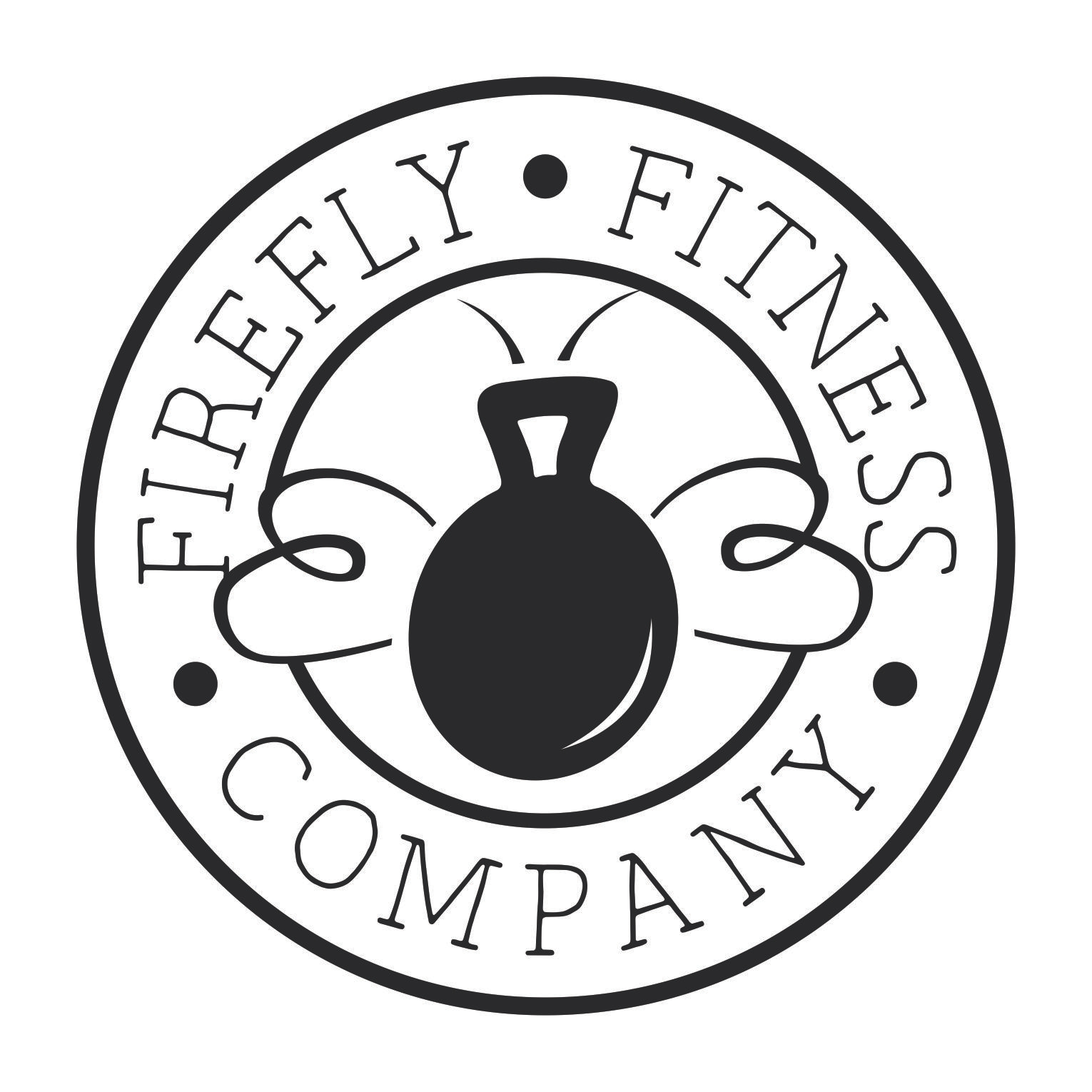 Firefly Fitness Co final logo - circle