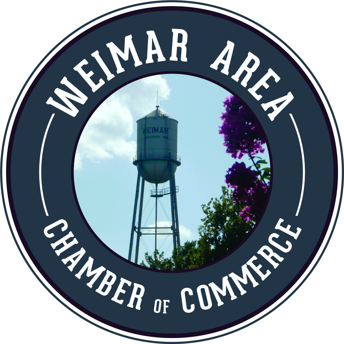 Weimar Area Chamber of Commerce Logo