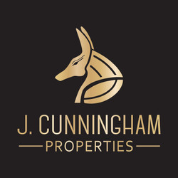 J. Cunningham Properties Logo Square