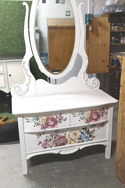 *****SOLD***1920 Antique Dresser