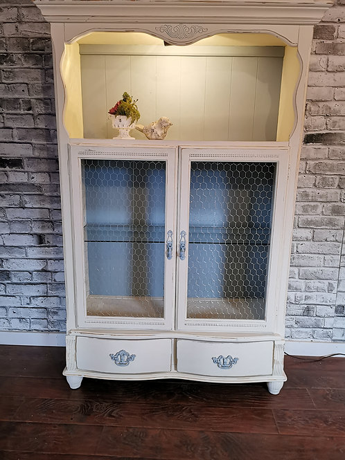 ***SOLD****Country Style Cabinet
