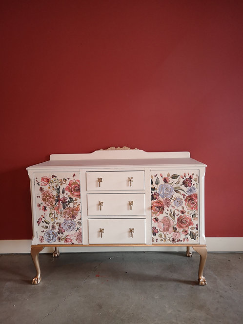 ***SOLD***Antique Sideboard