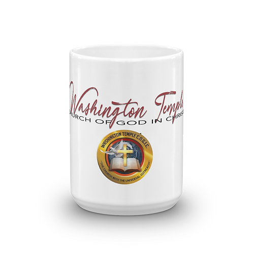 Washington Temple COGIC Mug