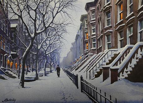 CityStill.ABFAW-1070.Watercolor.10.5x14.
