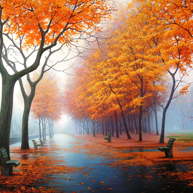 Alexei Butirskiy - Painting Live in scenic Park City, Utah