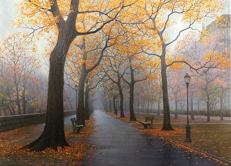 Autumn'sBlanket.Oil.Butirskiy.17.75x23.6