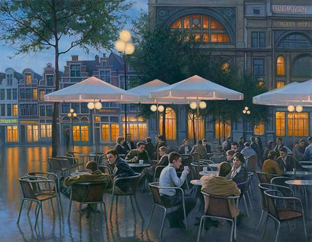 Evening Cafe.tif