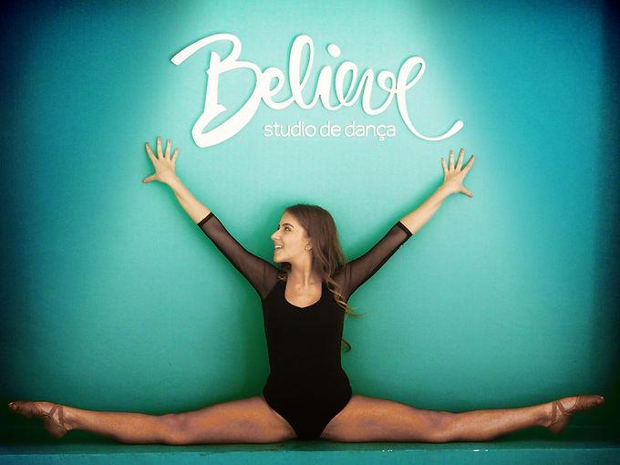 escola de dança Believe Studio de Dança