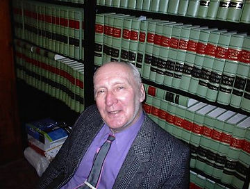 The late Rodney A. Logal
