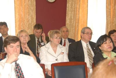 2008 Community Forum On Judicial Accountability on Capital Hill