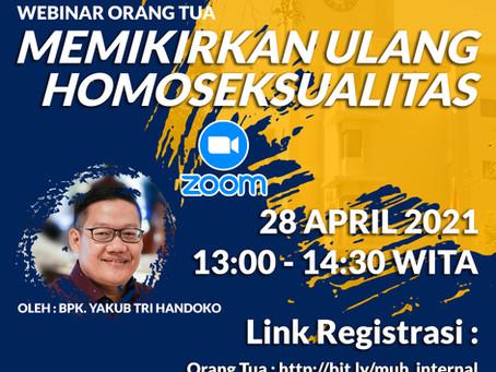 Webinar Orangtua SDH Makassar 28 April 2021